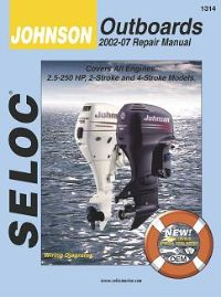 Johnson Outboard Service Repair Manual Evinrude Repair Manual