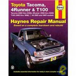 2004 4runner factory service manual