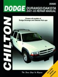 on 2004 Dodge Dakota Specifications
