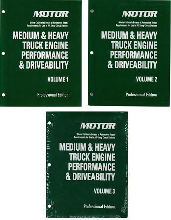 motor heavy truck repair manual