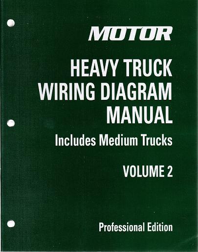 2009 2013 motor medium heavy truck wiring diagram manual 4th rh auto repair manuals com Hino Truck Wiring Diagram Mack Truck Wiring Diagram