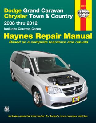 Chrysler Town & country 2008 Manuals