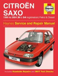 1996 2004 citroen saxo petrol and diesel haynes repair. Black Bedroom Furniture Sets. Home Design Ideas
