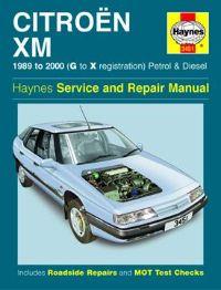 1989 2000 citroen xm gas and diesel haynes repair manual. Black Bedroom Furniture Sets. Home Design Ideas