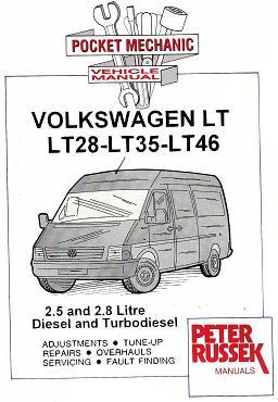 volkswagen 1997 2002 lt lt28 lt35 lt46 2 5 2 8l diesel rh auto repair manuals com vw lt 35 service manual download volkswagen lt 35 workshop manual