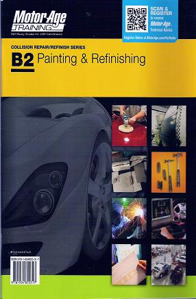 Ase B2 Collision Painting And Refinishing Motorage Test