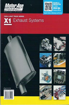 Ase X1 Automobile Exhaust Automobile Exhaust Systems