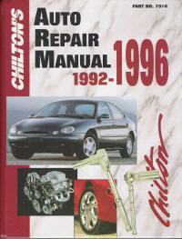 1992 1996 chilton s auto repair manual Service Manuals Transit Manuals Bus Speciufication M1aintenance