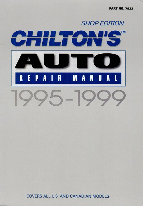 Auto Repair Books