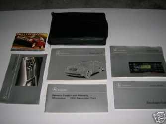 2004 mercedes benz clk class cabriolet owner 39 s manual for 1999 mercedes benz clk 320 owners manual