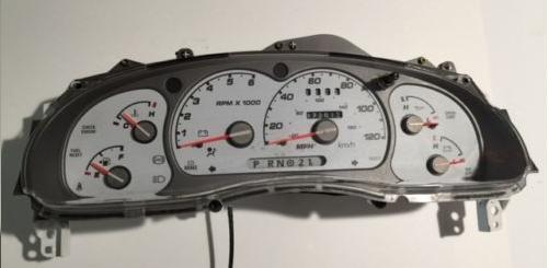 2000 - 2003 Ford Explorer, Sport / Trac, Ranger, Edge Instrument