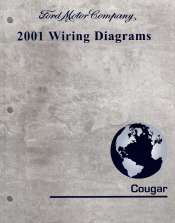 2001 mercury cougar wiring diagrams. Black Bedroom Furniture Sets. Home Design Ideas