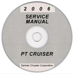 2006 chrysler pt cruiser service manual cd rom. Black Bedroom Furniture Sets. Home Design Ideas