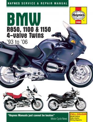 1993 2006 bmw r850 1100 1150 4 valve twins haynes. Black Bedroom Furniture Sets. Home Design Ideas