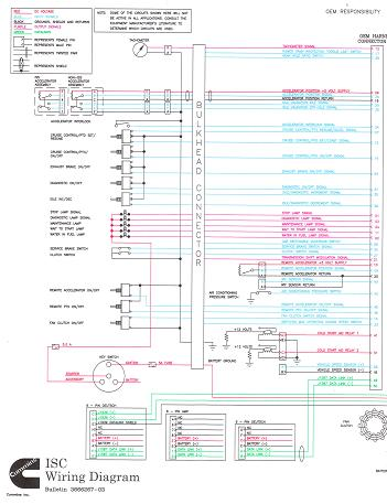 Cummins isc factory wiring diagram isl wiring diagram 3666267