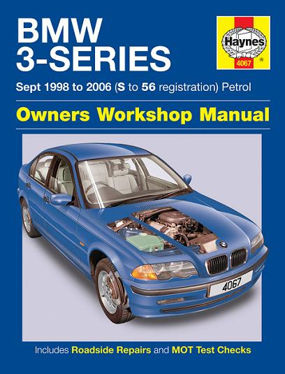 1998 2006 bmw 3 series 4 6 cyl gas haynes repair manual. Black Bedroom Furniture Sets. Home Design Ideas