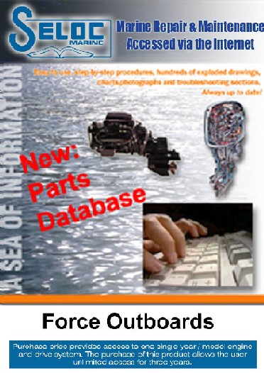Outboard Repair Manuals