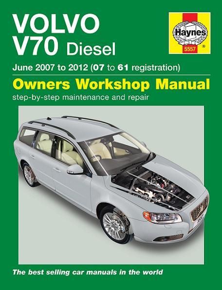 2007 2012 volvo v70 wagon estate with diesel engines. Black Bedroom Furniture Sets. Home Design Ideas