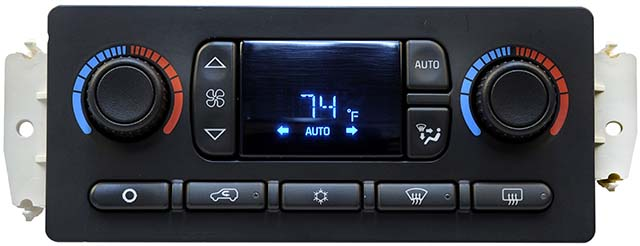 Climate Control Modules For Pontiac