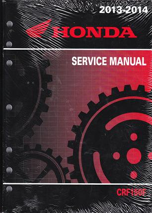 Honda four cylinder motorcycle repair service manuals 2003 2014 honda crf150f factory service manual complete factory service manual for the honda crf150f covering the years 2003 2014 item 61kpt09 fandeluxe Choice Image
