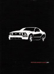 ford mustang owners manual  case