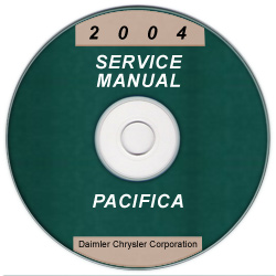 2004 chrysler pacifica service manual cd rom. Black Bedroom Furniture Sets. Home Design Ideas