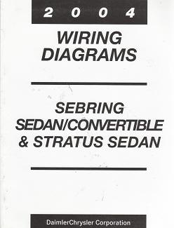 Chrysler Dodge 2004 Serbring Sedan Convertible Stratus Sedan Wiring Diagrams on automotive lift wiring diagram