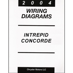 2004 dodge intrepid, chrysler concorde, 300m (lh) wiring diagrams  auto-repair-manuals.com