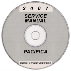 2007 chrysler pacifica cs service manual on cd xml svg. Black Bedroom Furniture Sets. Home Design Ideas