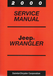 Jeep Wrangler OEM Factory Service Manual