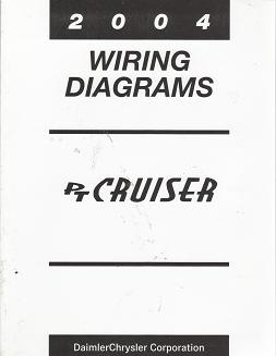 2004 Chrysler Pt Cruiser Wiring Diagrams