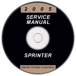2005 sprinter repair manual