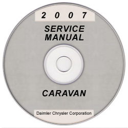 2007 town and country repair manual