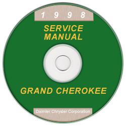 jeep grand cherokee repair manual pdf
