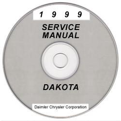 1999 dodge dakota service manual cd rom. Black Bedroom Furniture Sets. Home Design Ideas