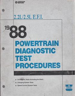 Buzzwords Diagrama Swich Ignicion De Montero 95 as well Chrysler Dodge Plymouth 1988 2 2L 2 5L EFI Passenger Car Powertrain Diagnostic Tests Procedures as well  on basic ignition system diagram for outboard