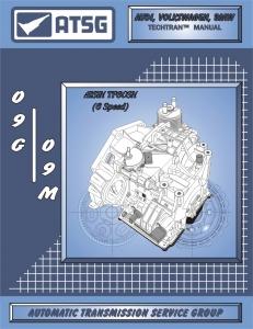 audi mini volkswagen 09g 09m tf60sn 6f21wa 6 speed atsg rh auto repair manuals com
