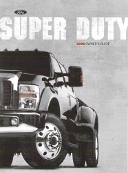 Ford F250 Owner's Manual
