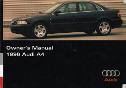 1997 audi auto repair factory manuals cds. Black Bedroom Furniture Sets. Home Design Ideas
