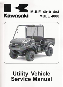 2009 2016 kawasaki kaf620r s mule 4010 4x4 mule 4000. Black Bedroom Furniture Sets. Home Design Ideas