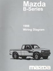 1998 Mazda B-Series Wiring Diagram | Wiring Diagram For 1998 Mazda |  | Auto-Repair-Manuals.com