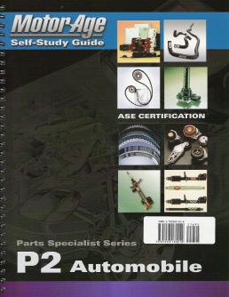 ASE P2 (Parts Specialist) Automobile Parts Specialist ...