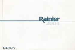 2004 Buick Rainier Owner S Manual border=