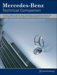 Bentley Technical Companion for Mercedes-Benz