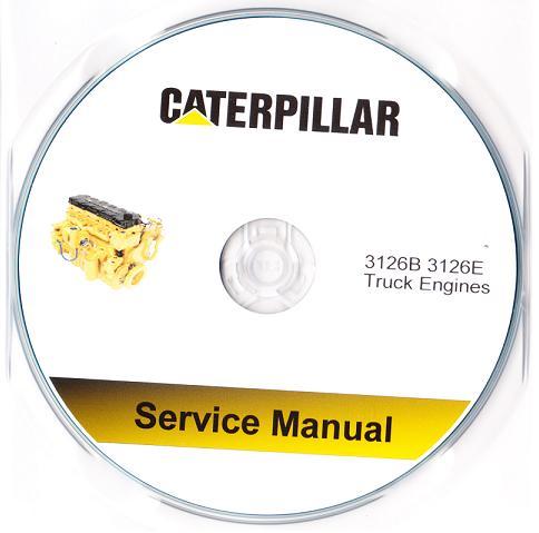 Caterpillar 3126 service manual free