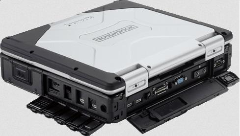 Panasonic CF31 laptop