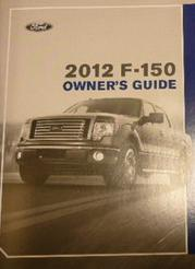 ford   factory owners manual