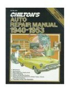 1940 1953 chilton s auto repair manual 2980 X Weight System Manual Automotive Service Manuals
