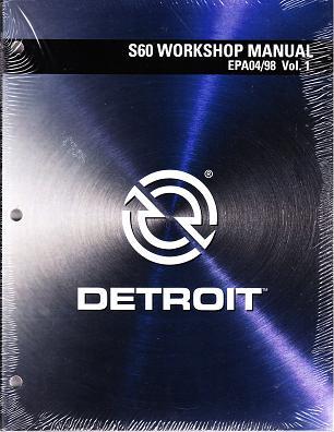 Other Car Manuals Detroit Diesel S60 Diesel Engine Service ...