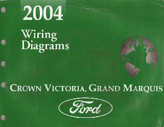 2004 ford crown victoria, mercury grand marquis - wiring ... 2004 grand marquis wiring diagram ford grand marquis wiring diagram security
